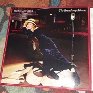 1985 Barbara Streisand Vinyl
